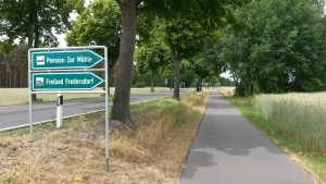 Schild Freibad